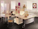 Изящная мебель для персонала коллекции Лайт