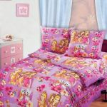 Цветочная сказка – детское постельное белье купить