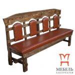 Меблі для сауни і лазні, Лавка Королевська