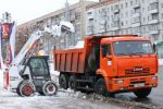 Уборка и вывоз снега Киев и Область