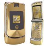 Motorola Razr V3i D&G Gold