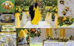 Оформление свадеб цветами.Свадебный декор,Симферополь,Крым.