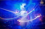 Ростовая кукла Белый Мишка - великан