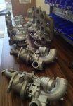 Повний ремонт турбін із заміною усіх пошкоджених деталей!