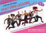 Безкоштовні відкриті уроки в студії Dance Master