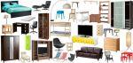 Продаж меблів для дому.