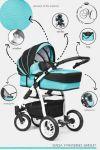 Візочки для малюків, універсальна Коляска DPG Moolty