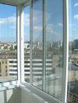 Розсувні вікна, на балкони, веранди, альтанки