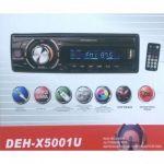 DEH-X5001U Автомагнітола