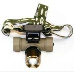 POLICE BL-6866 7000W Налобний тактичний ліхтарик