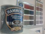 Краска по металлу Hammerite 2,5 л