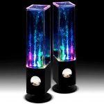 Колонки з фонтанчиками Dancing Water Speakers