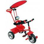 Велосипед детский трехколесный с ручкой Alexis-Babymix