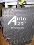 Килимки гумові на FIAT DOBLO 2000- (Фіат Добло 00-)