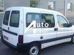 Установка (врізка) автоскла на Peugeot Partner, Citroen Be