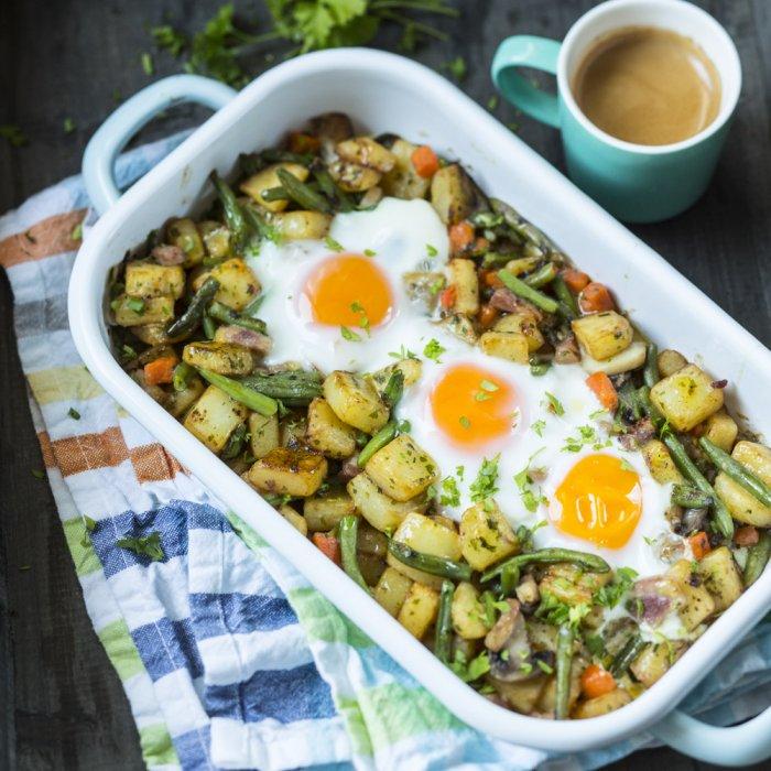 Яйца по-парижски