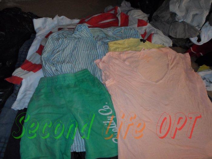 Секонд хенд одежда лето весна микс купить оптом