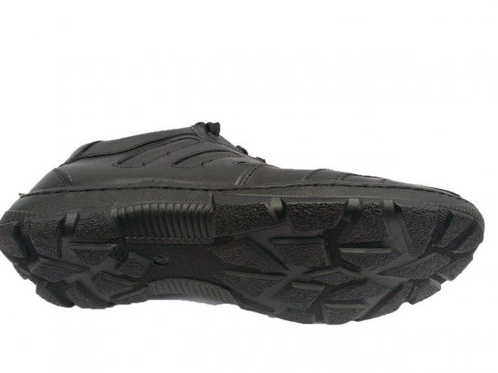 Мужские кожаные кроссовки Anser clasik