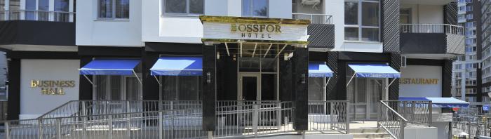 Новый отель в Аркадии с электрозаправками - Bossfor - фото