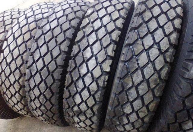 Тракторные шины. Шины на погрузчик. Сельскохозяйственные - фото
