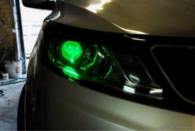 Ремонт автомобильной оптики - фото