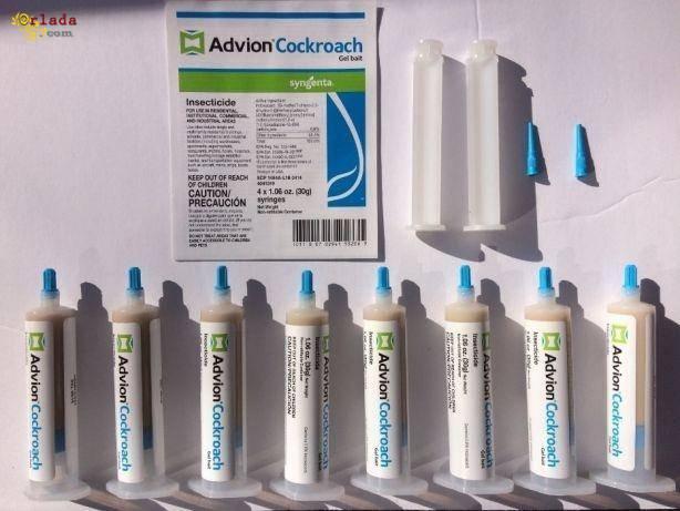 Средство от тараканов Dupont Advion Gel Америка. 100% Оригинал. Дюпонт - фото
