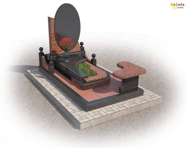 Ритуальные памятники, гранитные изделия - фото