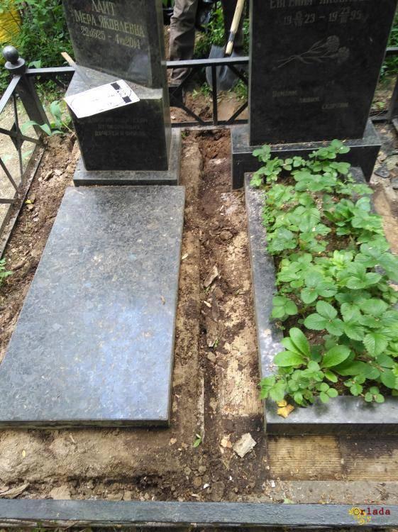 Установка, вирівнювання, догляд, прибирання пам'ятників, могил - фото