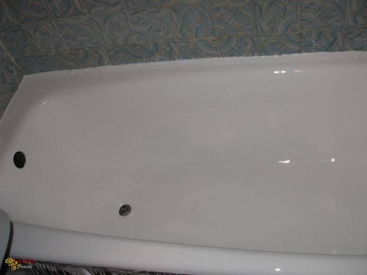 Реставрація ванн - фото