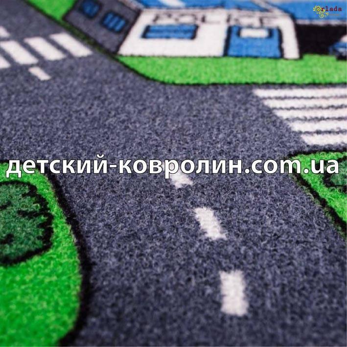Детский ковер дорога City Life. Доставка по Украине - фото