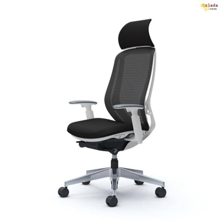 Офисное Эргономичное кресло OKAMURA SYLHY Black Япония - фото