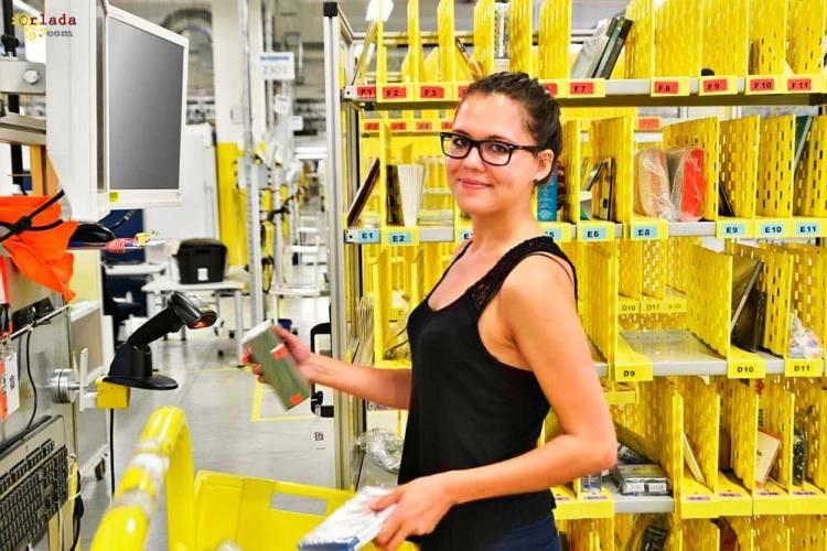 Работа в Польше Кладовщик на Склад Avon - фото