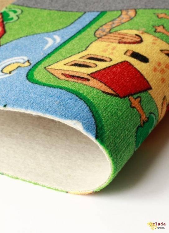 Ковролін для дитячої кімнати Corsair . Магазин килимів - фото