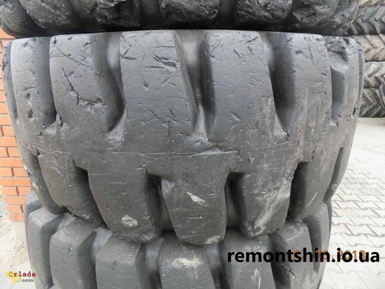 Б/у шина 800/70R38 BKT для трактора - фото