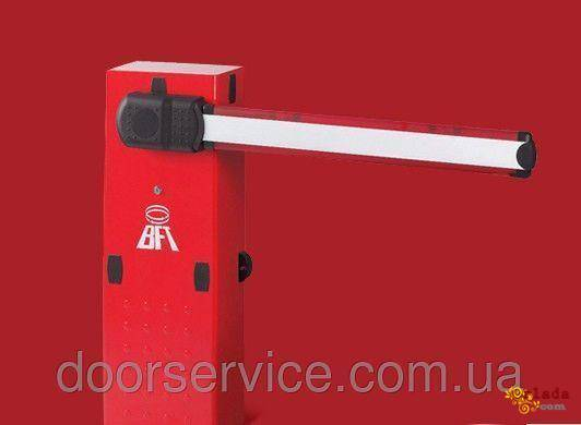 Автоматический шлагбаума BFT стрела 5м - фото