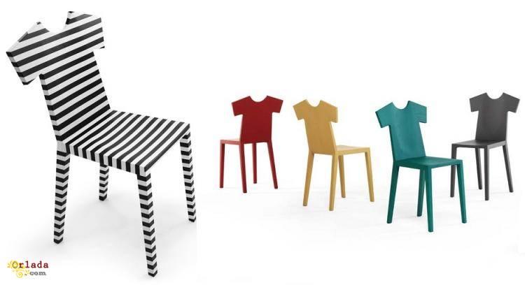 Дизайнерская мебель и декоративные элементы - фото