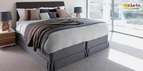 Итальянские кровати, элитные кровати - фото