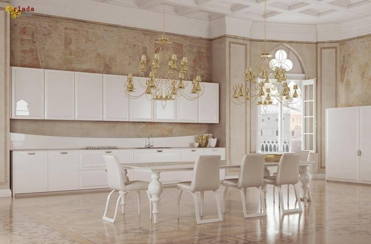 Итальянские кухни, итальянские профессиональные кухни - фото