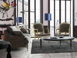 Итальянская мягкая мебель: диваны, кресла, пуфы - фото