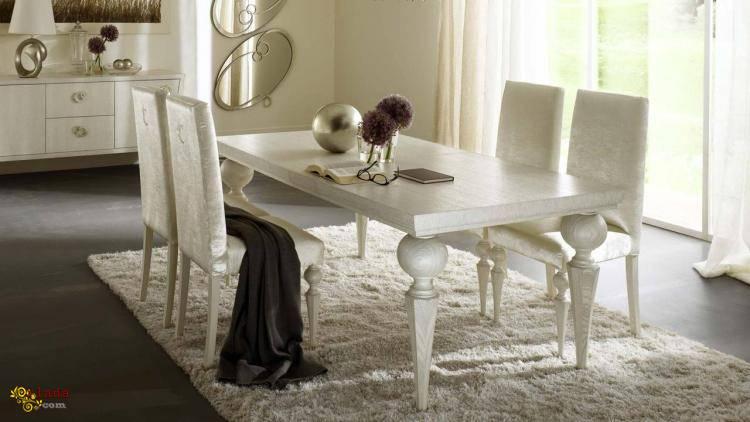 Итальянские столы и стулья - фото