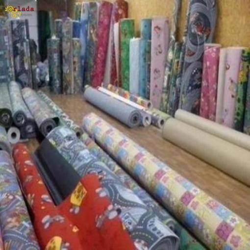 Магазин ковров. Ковры в детскую комнату. - фото