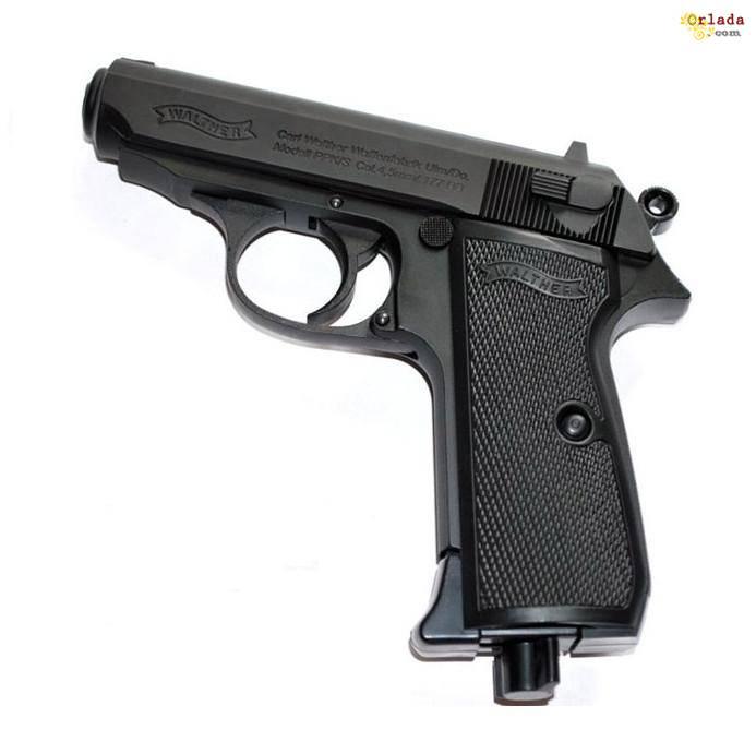 Продажа пневматических пистолетов - фото