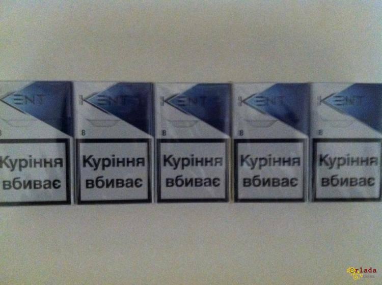 Продам оптом сигареты Kent 8 (Оригинал) - фото