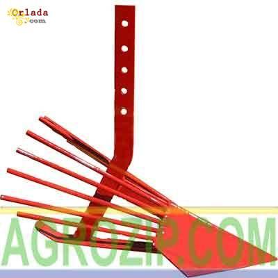 Картоплекопач для мотоблока КВМ-А3 - фото