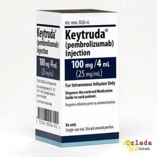 Ліки Кейтруда 100 мг. - фото