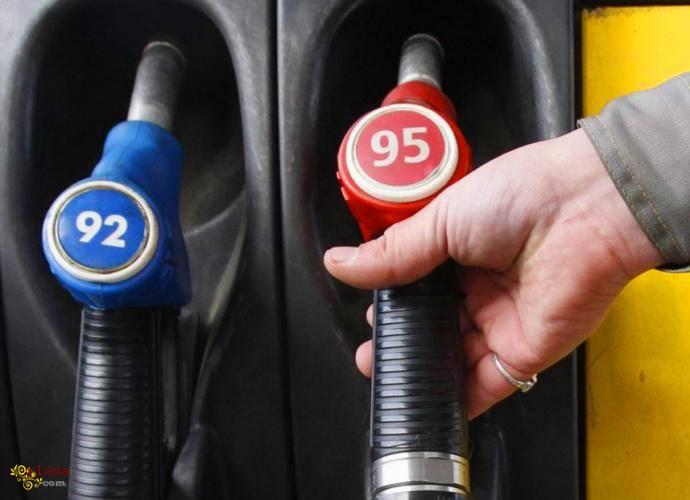 Продам бензин А92, А95 - фото