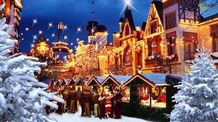 Новогодняя сказка во Львове! - фото