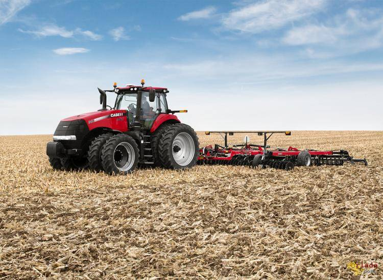 Кредит на покупку сельхозтехники от Агропросперис Банка Черкассы. - фото