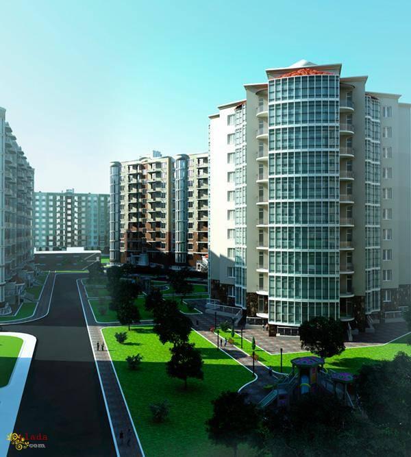 Купить квартиру в новостройке Одесса. Новостройки в Одессе. - фото
