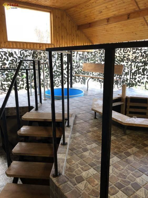 Баня в Визите - фото